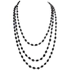 Luise Silver Agate Necklace