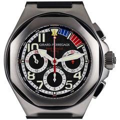 Girard Perregaux Titanium BMW Oracle Laureato USA 98 Wristwatch