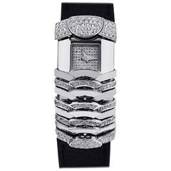 Charriol Ladies White Gold Diamond La Jolla  Limited Edition Quartz Wristwatch