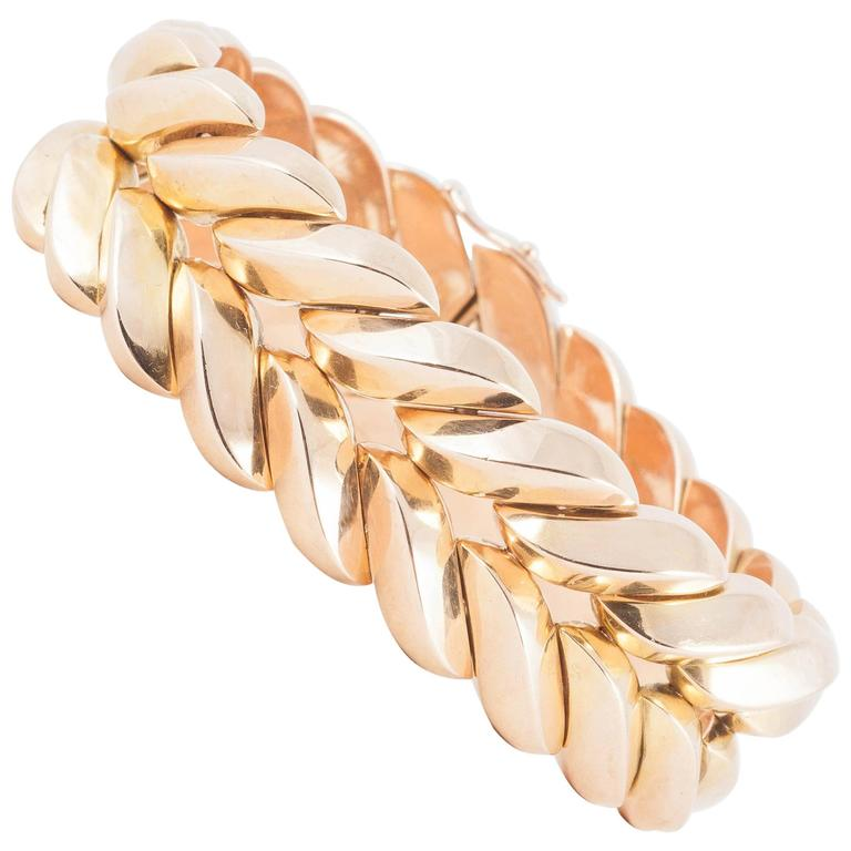 Boucheron Gold  Bracelet