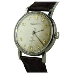 Fine IWC Pellaton Automatic in Stainless Steel from 1960