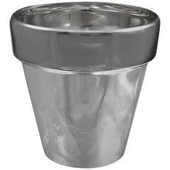 Tiffany & Co. Sterling Silver Flower Pot