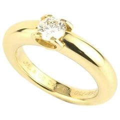 Cartier Diamond Ring 0.40 Carat