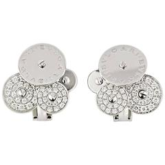 Bulgari Diamond Cicladi Earrings