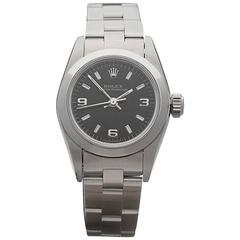 Rolex Oyster Perpetual Stainless Steel Ladies 67180, 1997