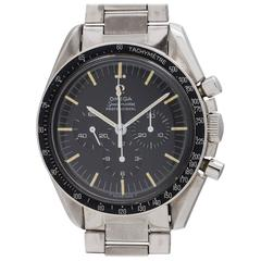 Omega stainless steel Speedmaster Premoon Manual Wind Wristwatch, circa 1968