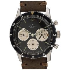 Breitling Co-Pilot 765 CP wristwatch, circa 1967