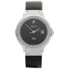 Hublot Classic Fusion Stainless Steel Ladies, 2000s