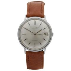 IWC Vintage Stainless Steel Unisex 803A, 1963