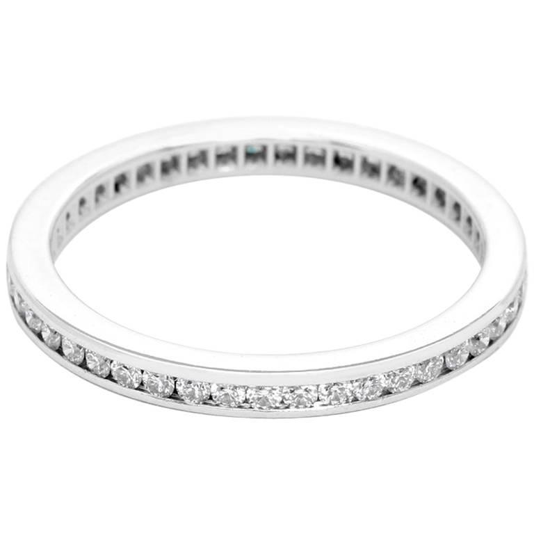 cartier platinum ring for sale at 1stdibs