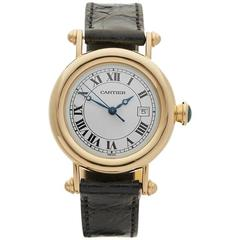 Cartier Diablo 18 Karat Rose Gold Ladies 1420-0, 1995