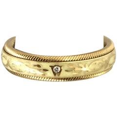 Wellendorff Enamel Stackable Ring