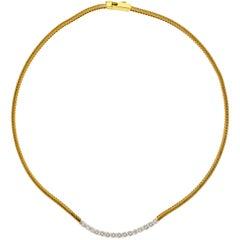 Gemlok, Gemveto Diamond Necklace