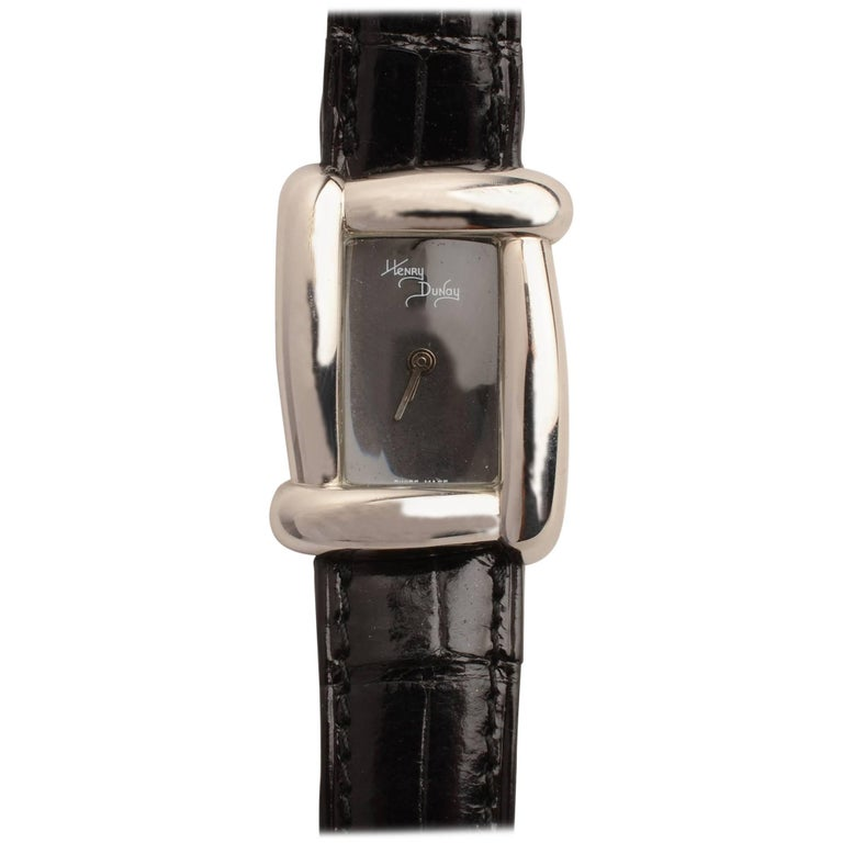 Henry Dunay ladies base metal Wristwatch For Sale
