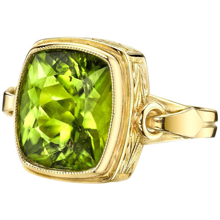 Peridot Ring For Sale