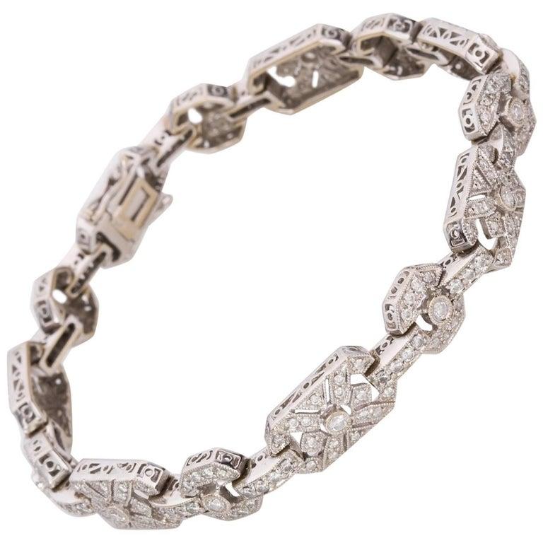 Diamond Bracelet 1