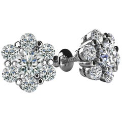 Everyday Diamond Earrings