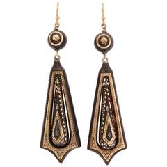 Victorian Pique Earrings