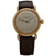 Vacheron Constantin Ladies Yellow Gold Vintage Mechanical Wristwatch