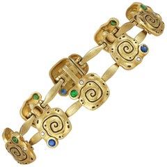 Alex Sepkus Gold Flora Bracelet
