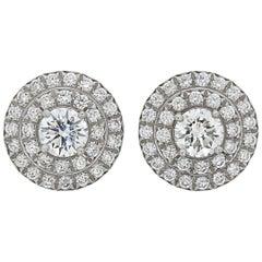 Tiffany & Co. Diamond Soleste Earrings
