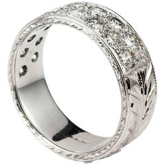Diamond Wedding Band 1.00 Carat