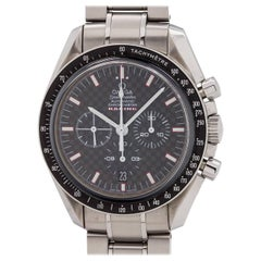 Omega Stainless Steel Speedmaster Automatic Racing Wristwatch, circa 2006
