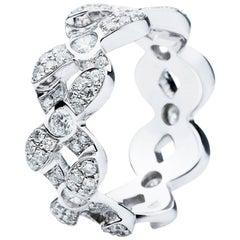 Towe Norlen Lilas 1.60 Carat Contemporary Diamond Engagement Ring