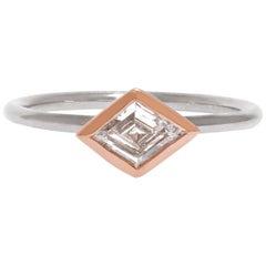 Allison Bryan Kite Diamond Engagement Ring