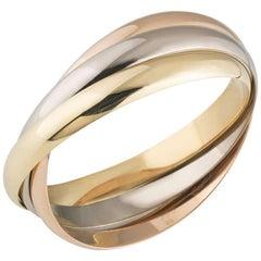 Cartier Trinity De Cartier Gold Bangle