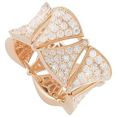 Bulgari Diva's Dream Diamond Rose Gold
