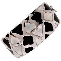 Roberto Coin Panda Collection Bangle Bracelet