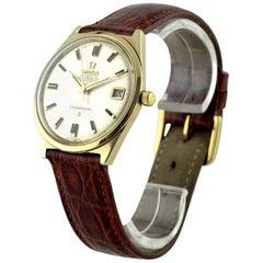 Omega Yellow Gold Constellation Automatic Wristwatch, 1969