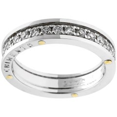 Chimento Diamond Eternity White Gold Ring