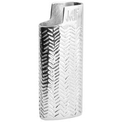 JvdF Sterling Silver Lighter Case