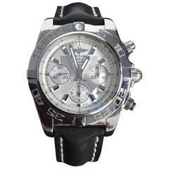 Breitling Stainless Steel Chronomat B01 automatic Wristwatch