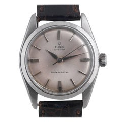 Tudor Rolex Stainless Steel Oyster Royal manual wristwatch Ref 7934, circa 1965