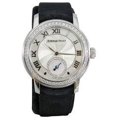 Audemars Piguet Lady Audemars White Gold Diamond Wristwatch
