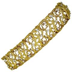 Buccellati Diamond Bracelet