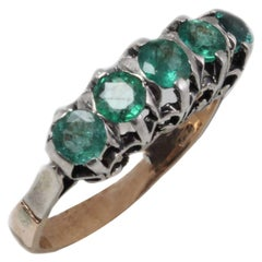 Luise Emerald Ring