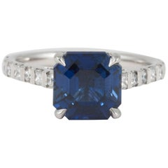 Code by Edge Platinum, Diamond and Ethical Don't Waste Beauty Sapphire
