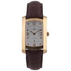 Baume & Mercier Hampton Yellow Gold Wristwatch