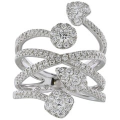 1.31 Carat Diamond Right Hand Ring