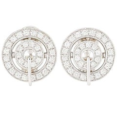 Bulgari Astrale Diamond Earrings