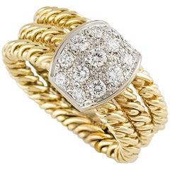 Pomellato Diamond Dress Ring