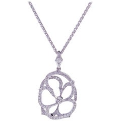 Stephen Webster Oval Rocks Diamond Pendant