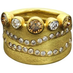 Zobel Diamond Gold Ring