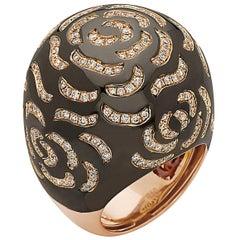 Unique Diamond Cocktail Ring