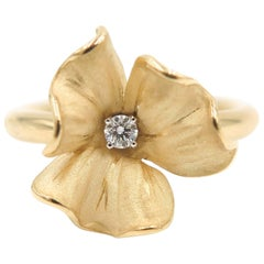 Flower Ring by Annamaria Cammilli
