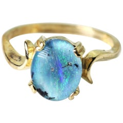 Beautiful Opal Ring
